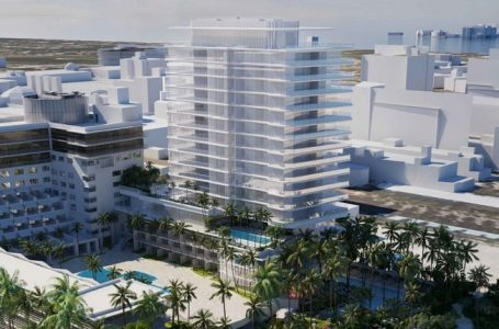 Sagamore and Ritz Hotel owners seek to build 17-story oceanfront residential tower on combined property in Miami Beach