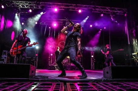 BleauLive at Fontainebleau Miami Beach Presents Scott Stapp from Creed