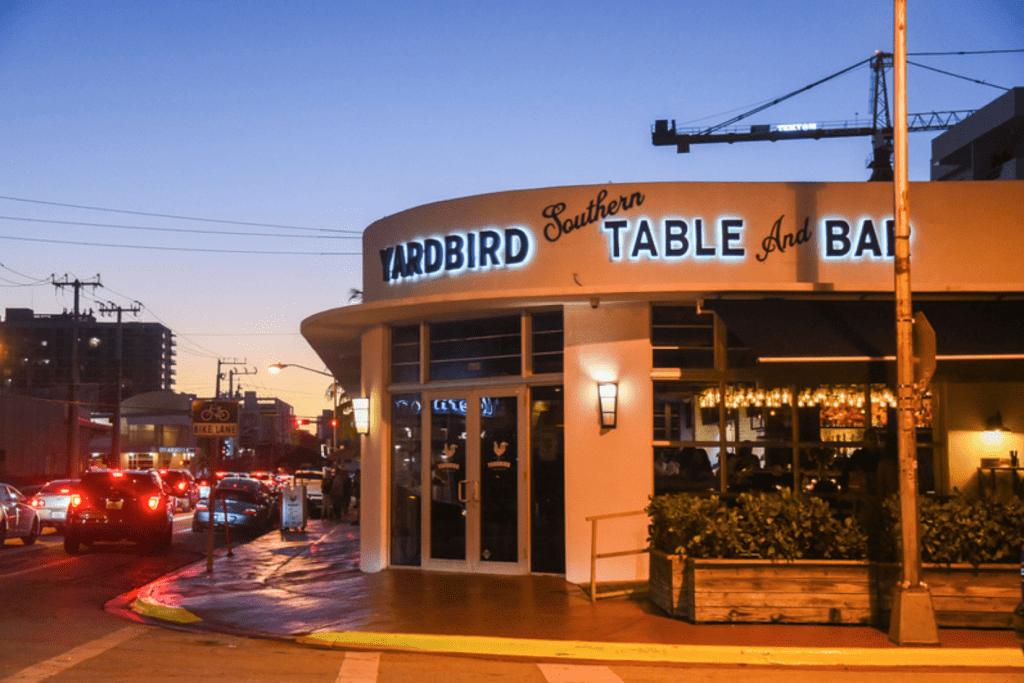 Yardbird Miami