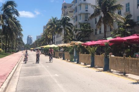 Nakash family companies sue Miami Beach to reopen Ocean Drive